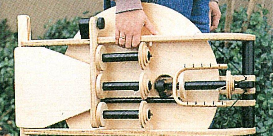 S90 spinnewiel